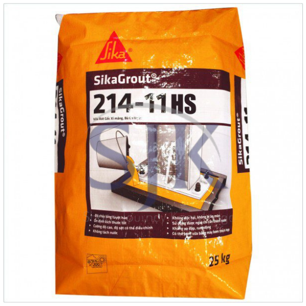 Sika Grout 214 - 11